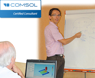 assistance, help, COMSOL, COMSOL Multiphysics,finite element method software, mathematics, differential operator, expertise